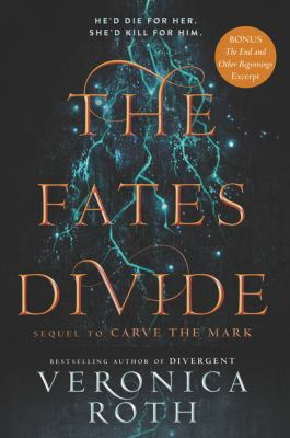 The Fates Divide - Book #2 of the Carve the Mark