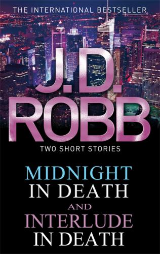 Paperback Midnight in Death: Interlude in Death. by J.D. Robb Book