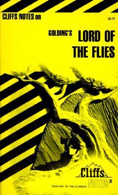 Golding's Lord of the Flies (Cliffs Notes) 0822007541 Book Cover