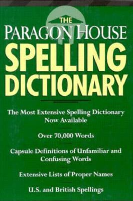 Paragon House Spelling Dictionary (1569248664 4172972) photo