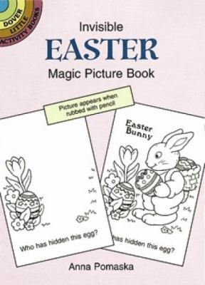 Paperback Invisible Easter Magic Picture Book