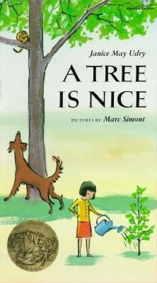 Paperback A Tree Is Nice Book