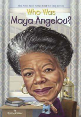 Who Was Maya Angelou? - Book  of the Who Was/Is...?