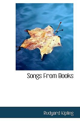 Paperback Songs from Books Book