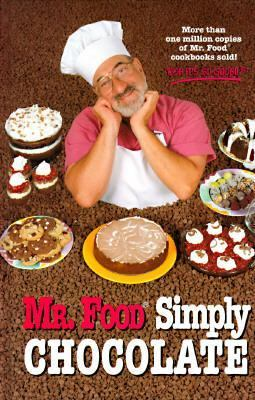 Mr food simply chocolate book by art ginsburg mr food simply chocolate forumfinder Gallery
