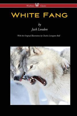 White Fang (Wisehouse Classics - with original ... 9176372030 Book Cover