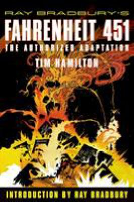 Ray Bradbury's Fahrenheit 451: The Authorized A... 080905101X Book Cover