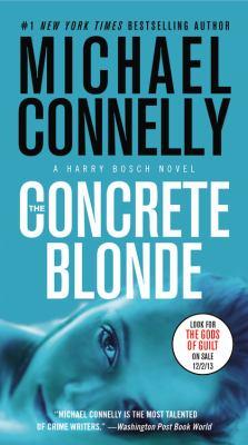 Paperback The Concrete Blonde [Large Print] Book