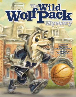 The Wild Wolf Pack Mystery - Chris and Jennifer Newbold