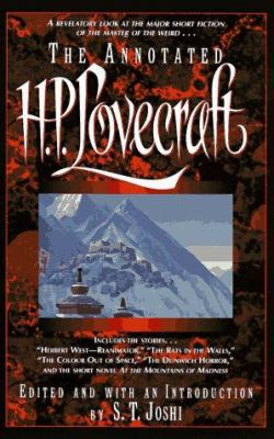The Annotated H.P. Lovecraft 0440506603 Book Cover