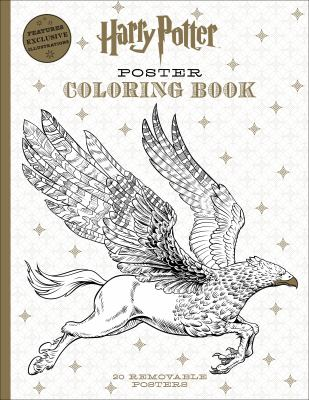 Harry Potter coloring books Book Series