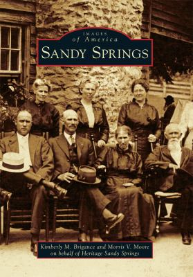 Sandy Springs - Book  of the Images of America: Georgia
