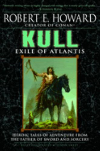 Kull: Exile of Atlantis 0345490177 Book Cover