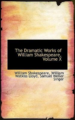 Paperback The Dramatic Works of William Shakespeare Book
