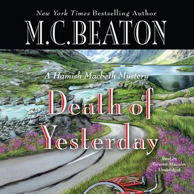 Death of Yesterday Lib/E 161969929X Book Cover