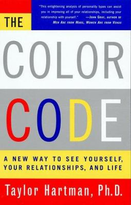 the color code a new way to see book by taylor hartman - Color Code Book