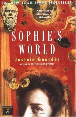 Paperback Sophie's World Book