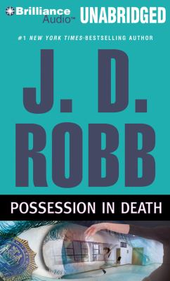 Audio CD Possession in Death (In Death Series) Book