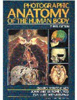 Photographic Anatomy of the Human Body book by Johannes W. Rohen