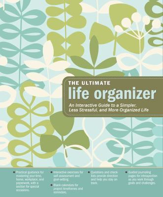 The Ultimate Life Organizer - Lisa Montanaro