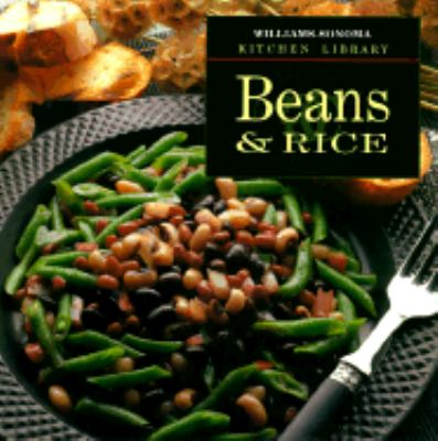 Beans & Rice - Book  of the Williams-Sonoma Kitchen Library