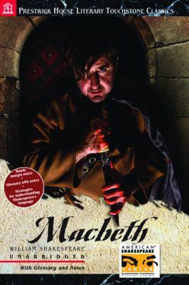 Macbeth - Literary Touchstone Classic 1580495893 Book Cover