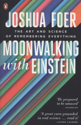 Moonwalking with Einstein: The Art and Science ... 0141032138 Book Cover