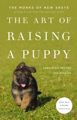 Hardcover The Art of Raising a Puppy Book