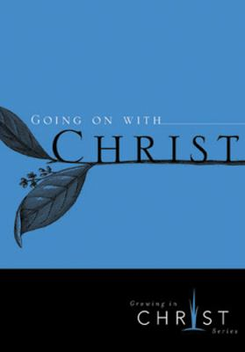 growing in christ book series