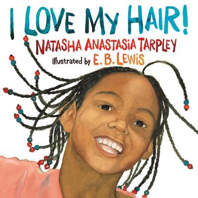 Paperback I Love My Hair! Book
