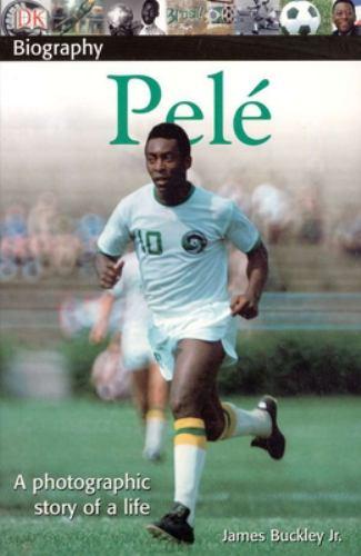 Pele - Book  of the DK Biography