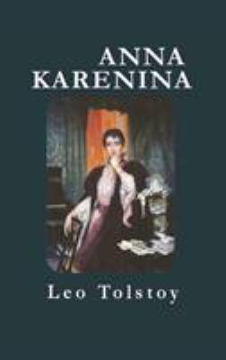 Anna Karenina 1940849241 Book Cover
