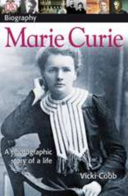 Marie Curie - Book  of the DK Biography