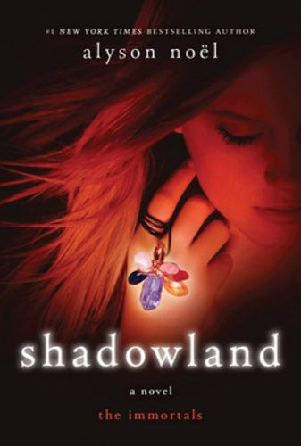 Paperback Shadowland Book