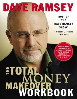 Paperback The Total Money Makeover Workbook : A Proven Plan for Financial Fitness Book