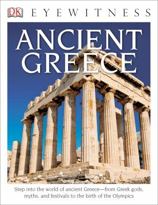 Ancient Greece - Book  of the DK Eyewitness Books