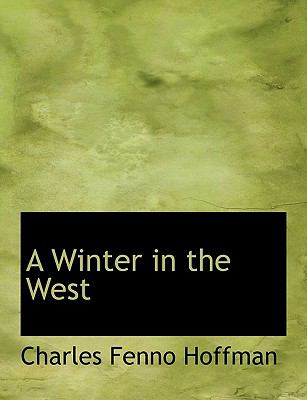Paperback A Winter in the West Book