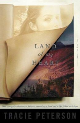 Paperback Land of My Heart Book
