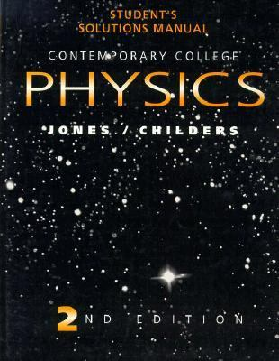 Contemporary College Physics book by Edwin R  Jones