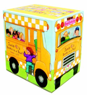 Junie B.'s Books in a Bus! - Book  of the Junie B. Jones