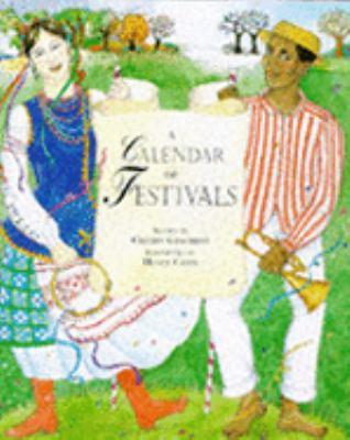 Hardcover A Calendar of Festivals Book