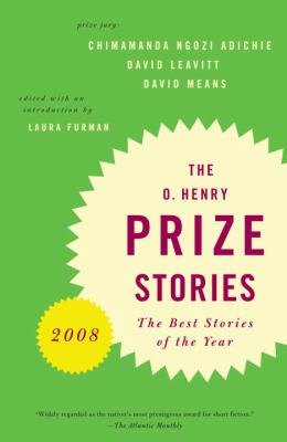 The O. Henry Prize Stories 2008 - Book  of the O. Henry Prize Collection