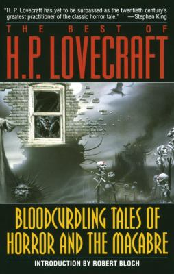 Bloodcurdling Tales of Horror and the Macabre: ... 0345350804 Book Cover