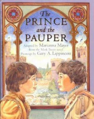 The Prince and the Pauper 0803720998 Book Cover