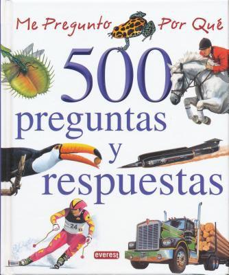 Me Pregunto por Qu? : 500 Preguntas y Respuestas - V.V.A.A.; V.V.A.A.; V.V.A.A.; V.V.A.A.; V.V.A.A.