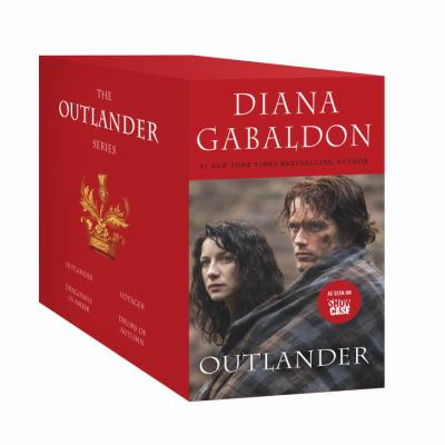 Outlander, Dragonfly in Amber, Voyager, Drums of Autumn - Book  of the Outlander