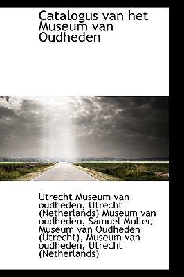 Paperback Catalogus Van Het Museum Van Oudheden Book