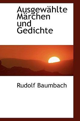 Paperback Ausgewshlte Msrchen und Gedichte Book