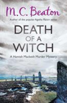 Death of a Witch 1472105435 Book Cover