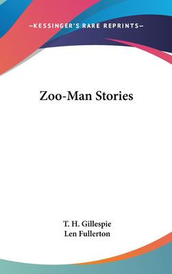 Hardcover Zoo-Man Stories Book
